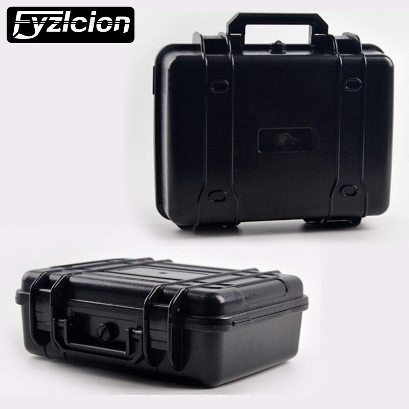 209ピストル収納ボックス計器ボックスabsプラスチックツールボックス密封された航空安全ボックス防水ツールボックス保護ボックス  グループ上の スポーツ & エンターテイメント からの 狩猟銃アクセサリー の中 1