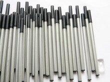 عبوات أقلام دوارة من جينهاو سوداء معدنية للمكتب 100 قطعة للبيع بالجملة