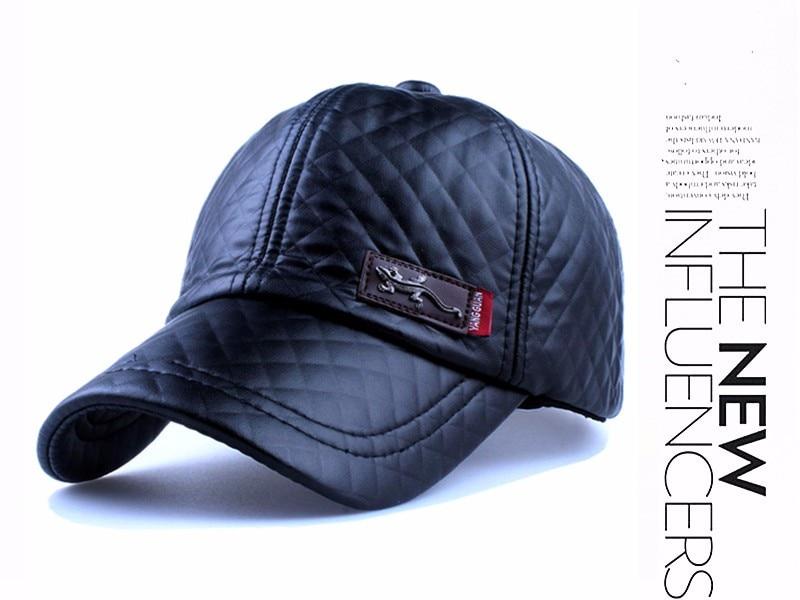 ... antes de cohechar un Xthree nueva moda de cuero de imitación de alta  calidad tapa Otoño Invierno sombrero casual snapback gorra de béisbol para  hombres ... 829251c4070