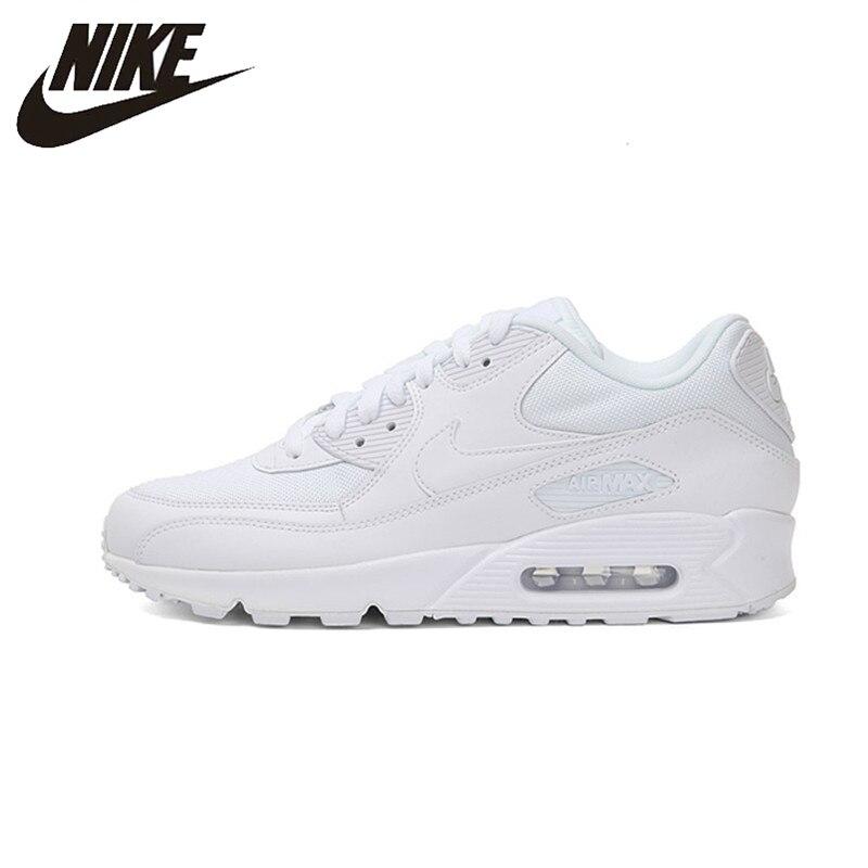 6afe0050 Nike WMNS AIR MAX 90 ESSENTIAL женские кроссовки, оригинальные женские  дышащие сетчатые спортивные уличные кроссовки