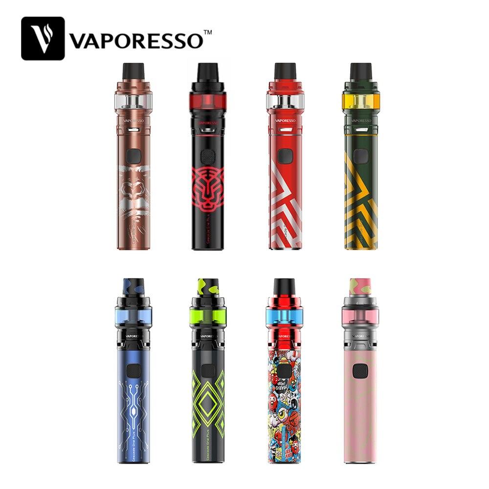 Nuevo cigarrillo electrónico Kit de Vaporesso cascada uno más SE Kit 3000 mah Vape pluma Vaper vaporizador cigarrillo Electronique en Stock