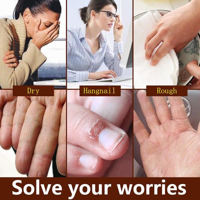 LAMILEE Honey Milk Hand Cream Anti-Dryness Moisturizing Anti-chapping whitening Hand care 30g Hydrating for Winter Repair 2