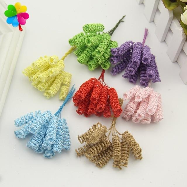 Diy handgemaakte schuim flores kunstmatige boeket for Decoratie nep snoep