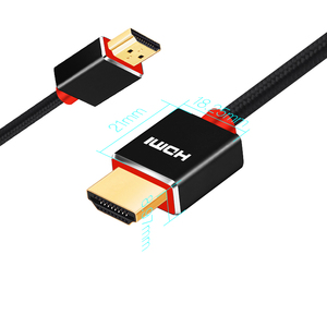 Image 5 - SL HDMI Cable 2.0 3D HDR 4K 60Hz for Splitter Switch PS4 LED TV xbox Projector Computer cable hdmi 1m 2m 3m 5m 10m 15m 20m
