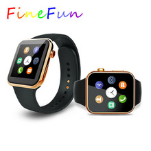 FineFun Smart watch A9 Bluetooth Heart rate Pedometer Smartwatch for IOS Android Phone relogio inteligente reloj Smartphone
