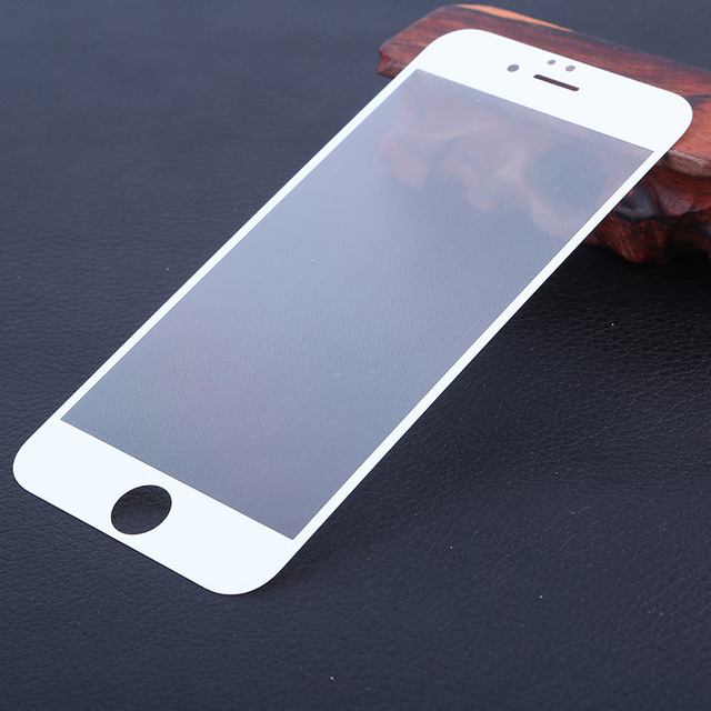 watch 75dc8 ac4a5 US $3.94 20% OFF|For iphone 6 Full Coverage tempered glass screen protector  all cover safety Protective Film For Iphone6 A1549 A1586 A1589-in Phone ...