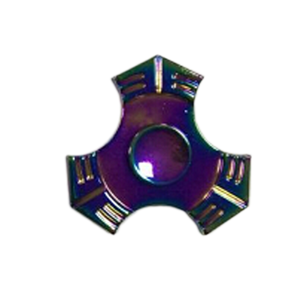 Spinning Top eight diagram(s) 2017 New Tripel Fidget Hand Spinner Mixed Bearing Desk Toy EDC Finger Gyro