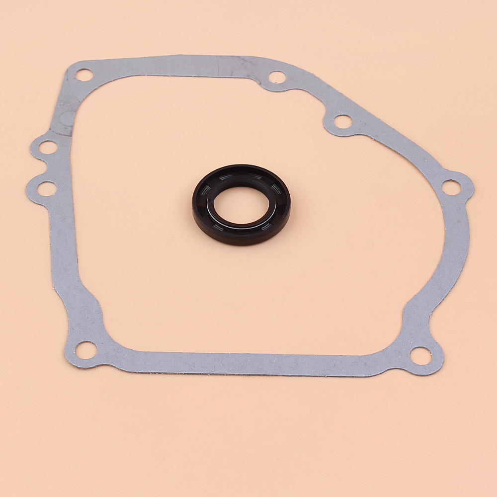 US $5 99 |Aliexpress com : Buy Crank Case Crankshaft Oil Seal Gasket For  HONDA GX160 GX200 168F 5 5HP 6 5HP Gasoline Engine Motor Trimmer Generator