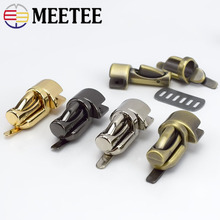 1PCS Tongue shape metal die casting lock switch  hardware accessories twist