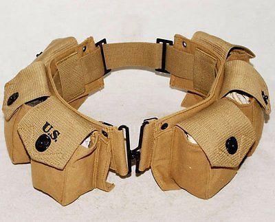 Cinturone da combattimento U.S Army