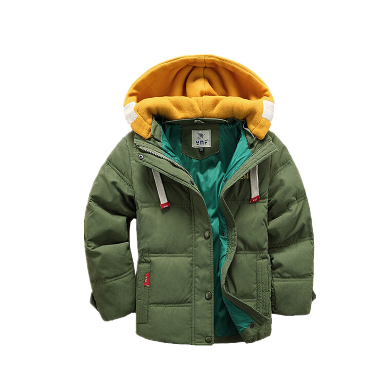 Check out this light blue winter weather coat that's puffy enough to fit around the heavier young boys that need it. The patting in this coat complements the warm hooding. Price: $ Buy the London Fog Big Boys' Snowboard Puffer Coat here.