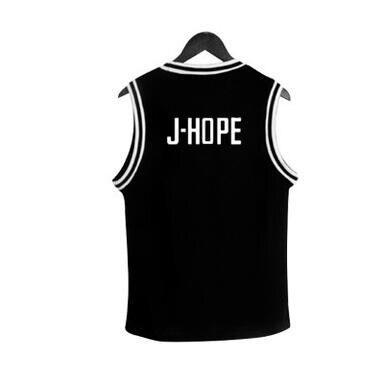 Новые люди bts бейсбол равномерное kpop bts bangtan boysJungkook jhope jin jimin v suga bts альбом рукавов майка одежда мужчины