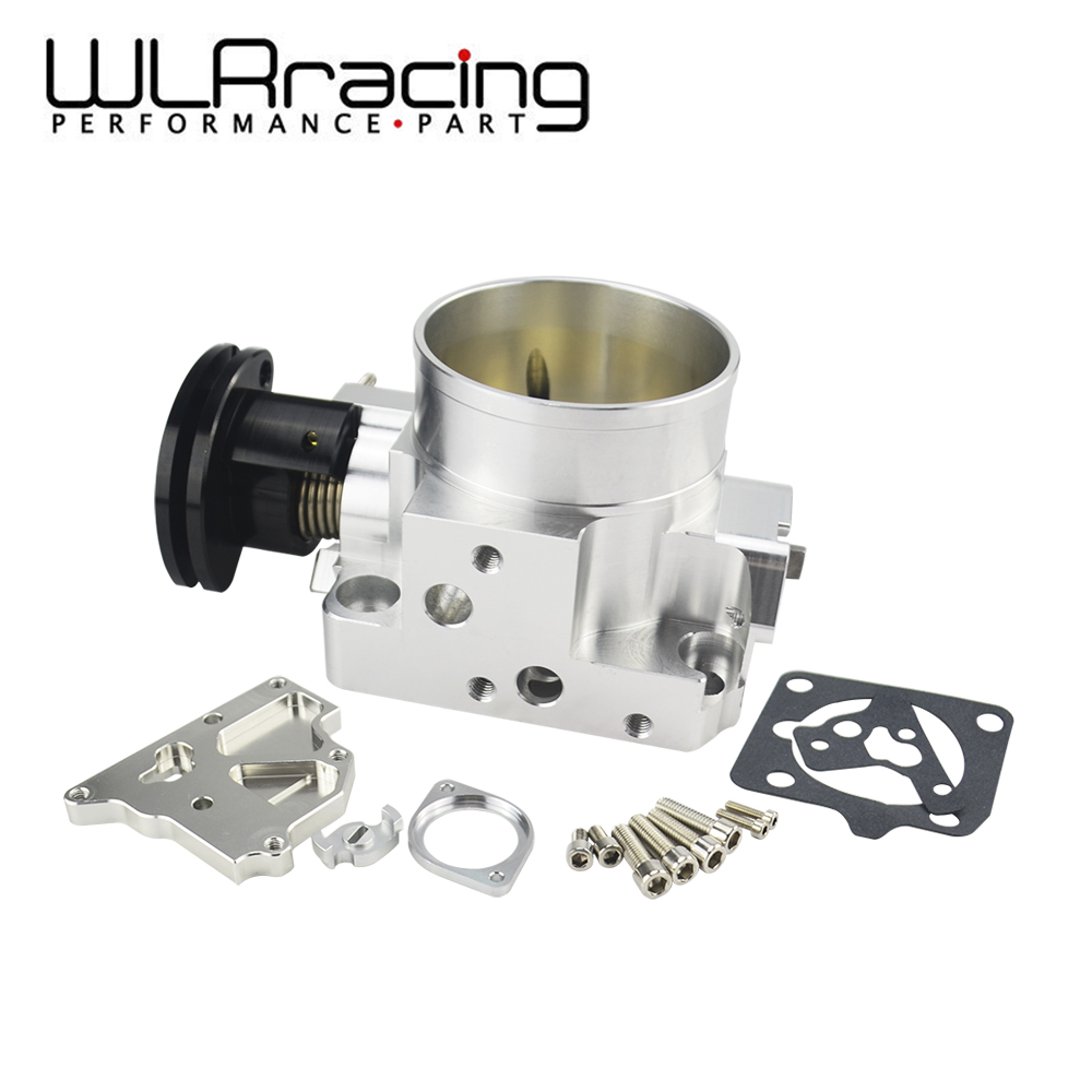 WLR RACING 64mm Pro Series Throttle Body For 94 97 Mazda MX 5 Miata 1.8L BP ZE NEW WLR TTB19S