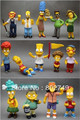 14pcs/lot The Simpsons Action Figure Decoration Action Figure Kid's Toy