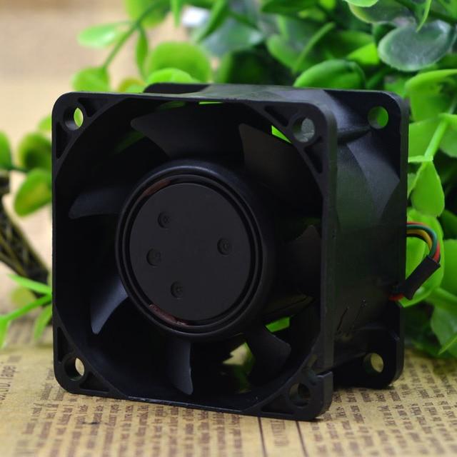 Original Nidec V60E12BS1A7-09A032 12V 2.45A 6CM server Cooling fan cooling fan