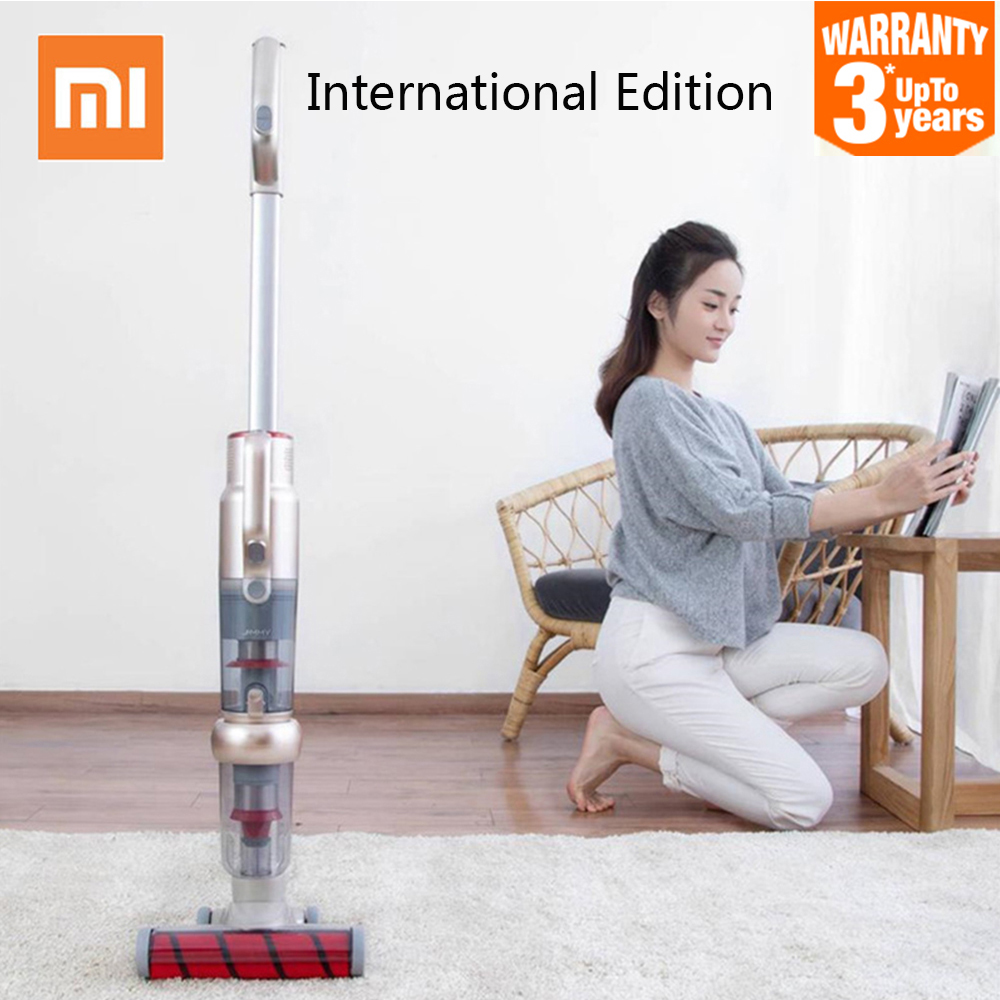 free duty 2018 new xiaomi jimmy jv71 robot vacuum cleaner vertical wireless handheld vacuum. Black Bedroom Furniture Sets. Home Design Ideas
