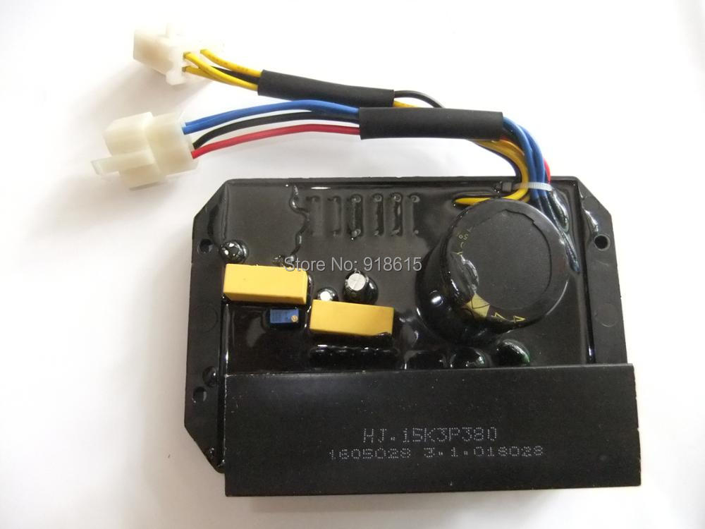цена на HJ 15K3P380 AVR AUTOMATIC VOLTAGE REGULATOR GENERATOR SPARE PARTS