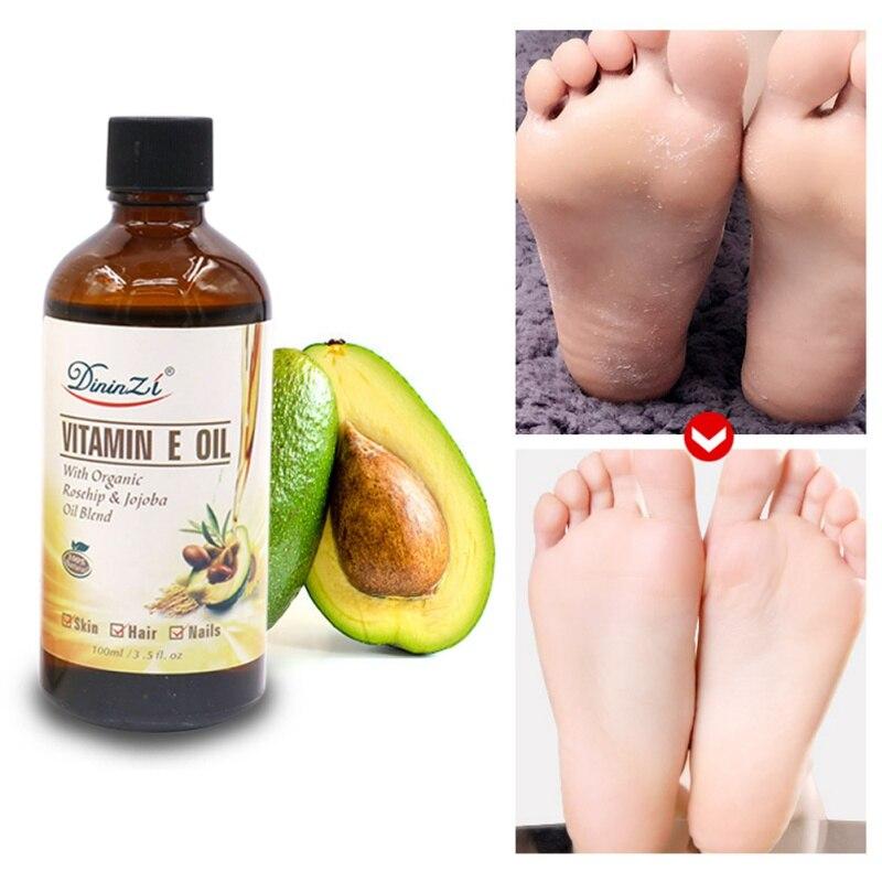 Pure Natural Massage Spa Avocado Vitamin E Essential Oil Cold Pressed Moisturiser Castor Oil Hydrating Hair Care new 8