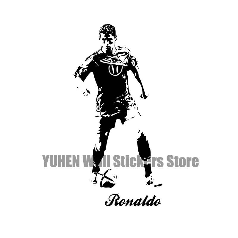 Cristiano Ronaldo Soccer Player Svg Dxf Eps Png Cdr Ai Pdf