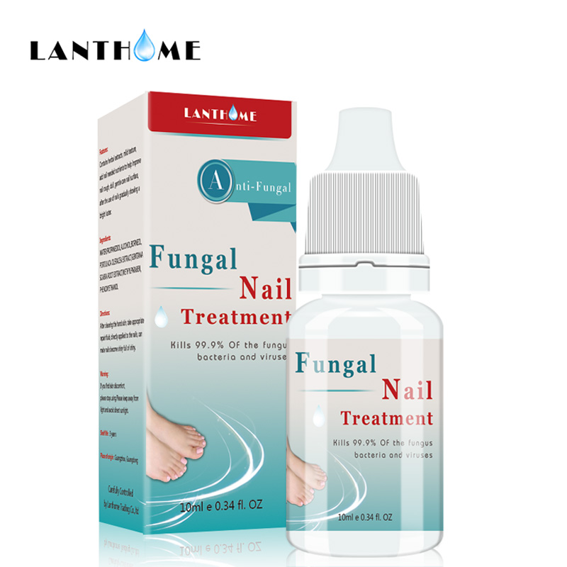 Herbal Antibacterial Nail Treatment Onychomycosis Paronychia Anti Fungal Nail Infection Toe Nail Fungus Treatment Essential Oil