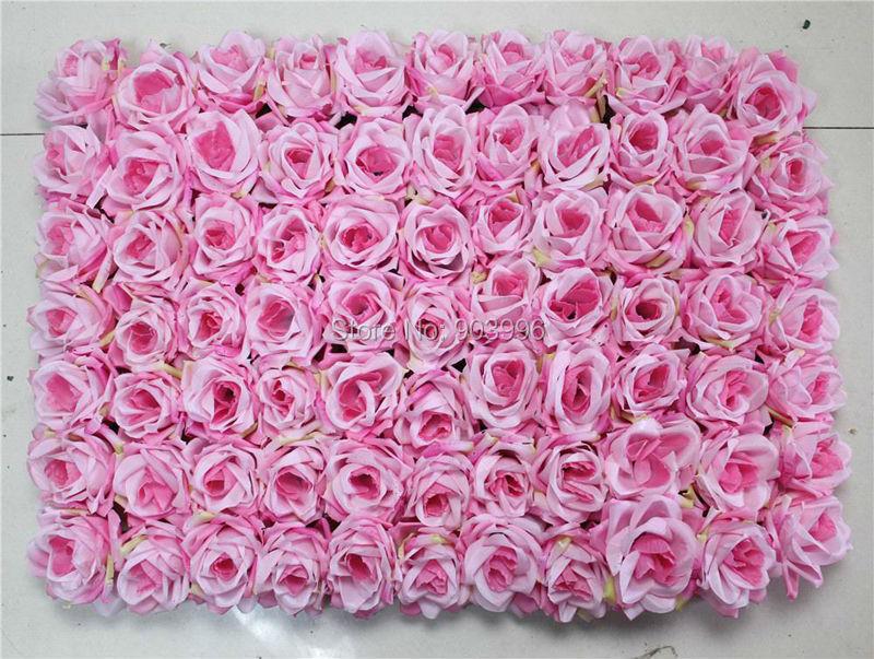SPR EMS Bezmaksas rozā nosūtīšana 60 * 40cm Mākslīgā zīda - Svētku piederumi