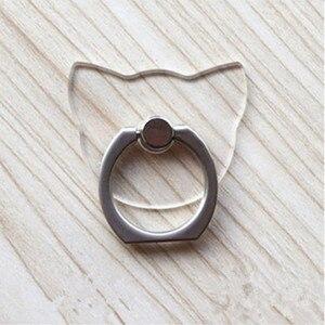 Image 4 - Soporte de agarre para teléfono móvil, anillo de expansión para teléfono iphone x, xs, 8, xiaomi redmi
