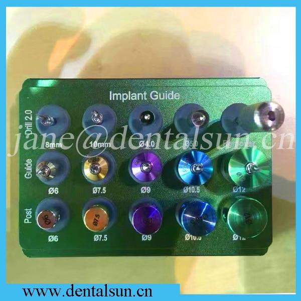 Guide d'implant d'instruments d'implant dentaire MCT de corée