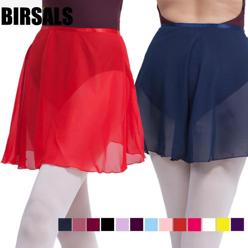 Adult Ballet Skirt Teacher Training Long Chiffon Ballet Skirts Leotard Woman Dance Costume Ballet Dancewear Free SizeCF7501
