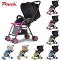 2016 Luxury Pouch Super Lightweight  Baby Colorful  Winter/Summer Strollar Children/kid  Buggy  Folding Portable can Sit or Lie