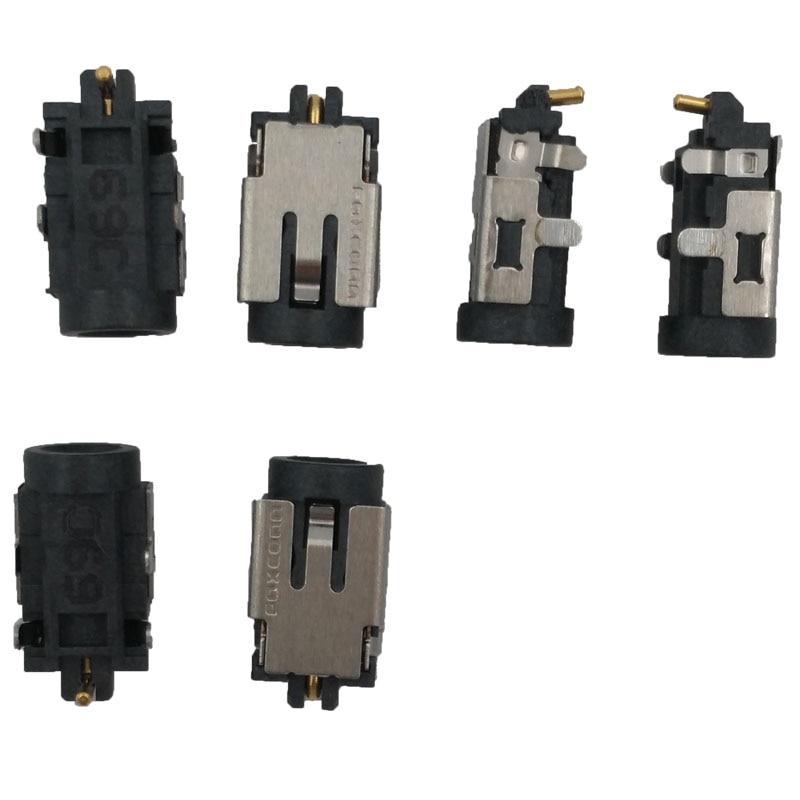 Купить с кэшбэком 1PC Original DC Jack for ASUS Zenbook UX31 UX32 UX31E UX32E 5 Pin PJ459 Laptop DC Power Jack Connector Port