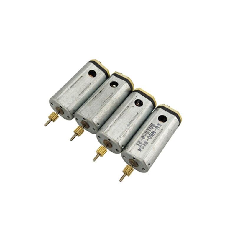 4 Pcs/lot WLtoys V262 V353 Quadcopter Parts Main Motor For WL V262 Free Shipping wltoys v222 v262 v272 v666 v666n rc quadcopter switchable transmitter