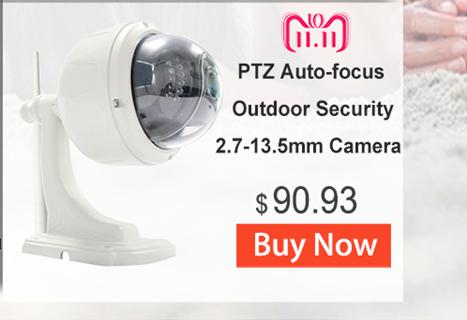 ZILNK IP Camera 1080P PTZ 5X Zoom Wireless WIFI Outdoor