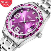 2018 New Fashion Classic Women Watch Luxury Crystal Stainless Steel Watches Ladies Casual Quartz Wristwatch Relogios Feminino relogios feminino new luxury brand watch women fashion classic stainless steel quartz watches casual simple waterproof watch hot