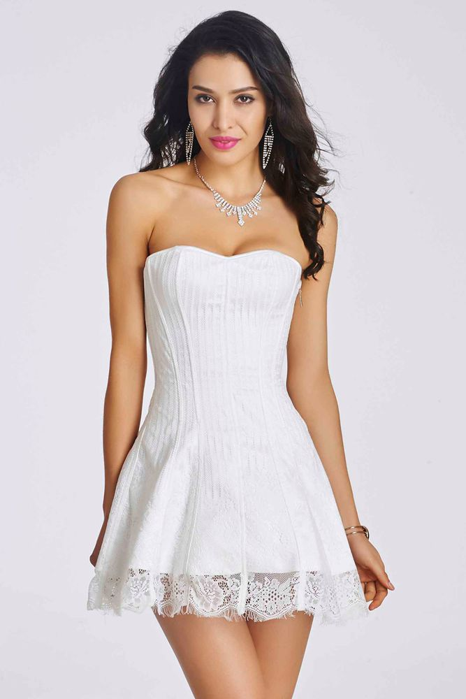 lace lingerie dress - photo #11