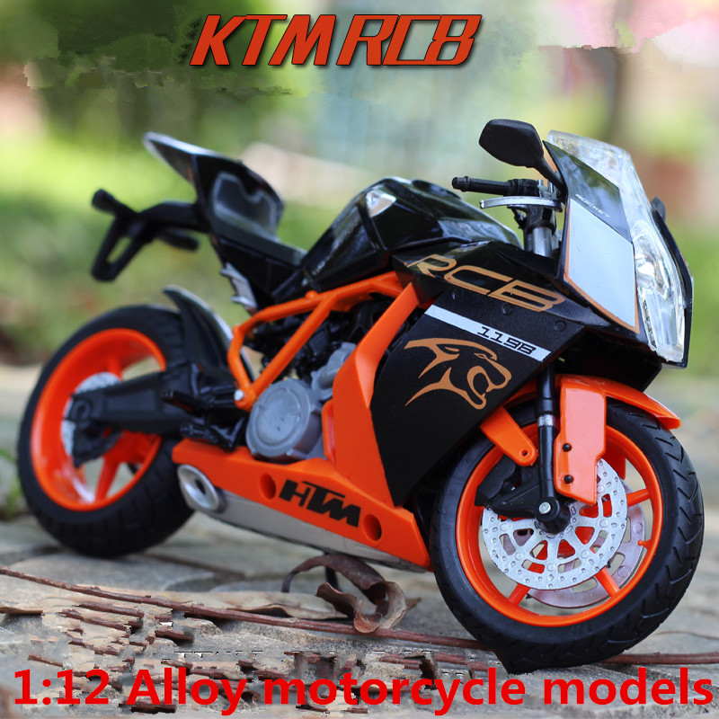 1:12 Alloy motorcycle models ,high simulation metal casting motorcycle toys,Austria KTM Road Racing,free shipping