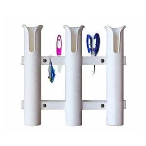 Image 3 - 3 rury łódka z tworzywa sztucznego uchwyt na wędkę do łodzi jacht morski uchwyt na wędkę gniazdo połowów akcesoria do pudełek