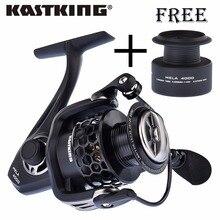 Kastking marca 2017 nueva mela super ligero cuerpo de grafito drag max 12 kg carp fishing reel spinning reel envío gratis