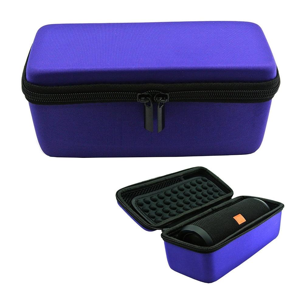 Travel Zipper Portable Protective EVA Hard Case Box Cover Case For JBL Flip3 Flip 3&JBL Flip4 Flip 4 Wireless Bluetooth Speaker