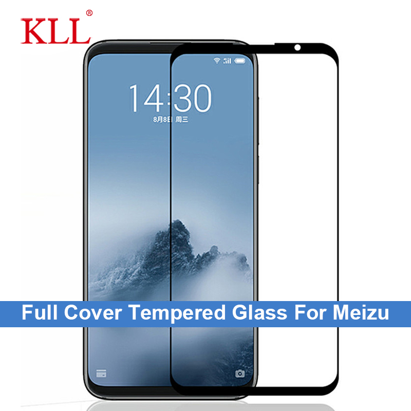 9H Full Cowl Tempered Glass For Meizu Observe eight X8 V8 Professional 7 Plus Display screen Protector Movie For Meizu 16X 15 M15 M6S M6 Observe E3 Glass