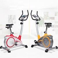 K8601 велосипед Крытый велосипеде Регулируемая велосипед Домашний тренажерный зал тренировки Фитнес машина с монитор сердечного ритма Макси