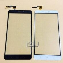 شاشة عرض LCD تعمل باللمس لشاومي Mi Max 2 لوحة لمس Max2 MiMAX 2 مستشعر العدسات الزجاجية الأمامية محول رقمي قطع غيار الهاتف