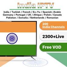 3 maanden Turks India EX YU IPTV Abonnement voor Android IPTV Italiaanse India Gratis Test IP TV Duitsland Frans Arabisch Turkije IPTV