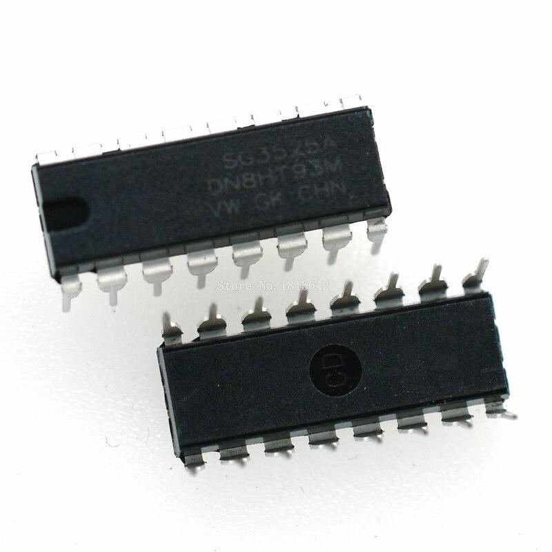 10 шт./лот SG3525 SG3525A SG3525AN 3525 3525AN DIP-16 регуляторы DC коммутационные контроллеры IC