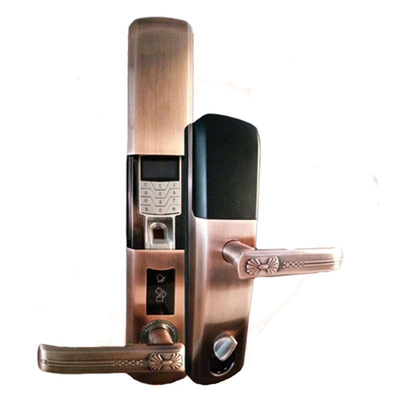 xenon door lock fingerprint door lock z wave smart home automation system electronic door lock a variety of ways app lockin locks from home improvement on