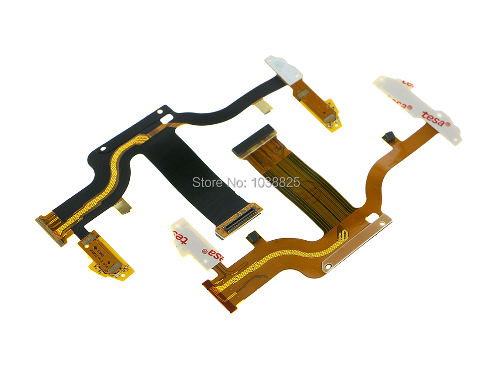 Original New LCD Display Screen Flex Cable For PSP Go Main Motherboard Cable Repair Parts Replacement