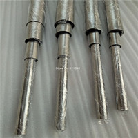Grade 9 Seamless Titanium Tubes 22mm 0 9mm 1000mm 6pcs Wholesale Price
