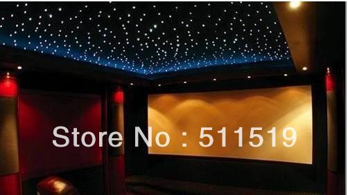 Starry Sky Fiber Optic Star Ceiling Kit