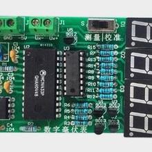 Free Shipping!!! Digital millivoltmeter production kit / electronic production D