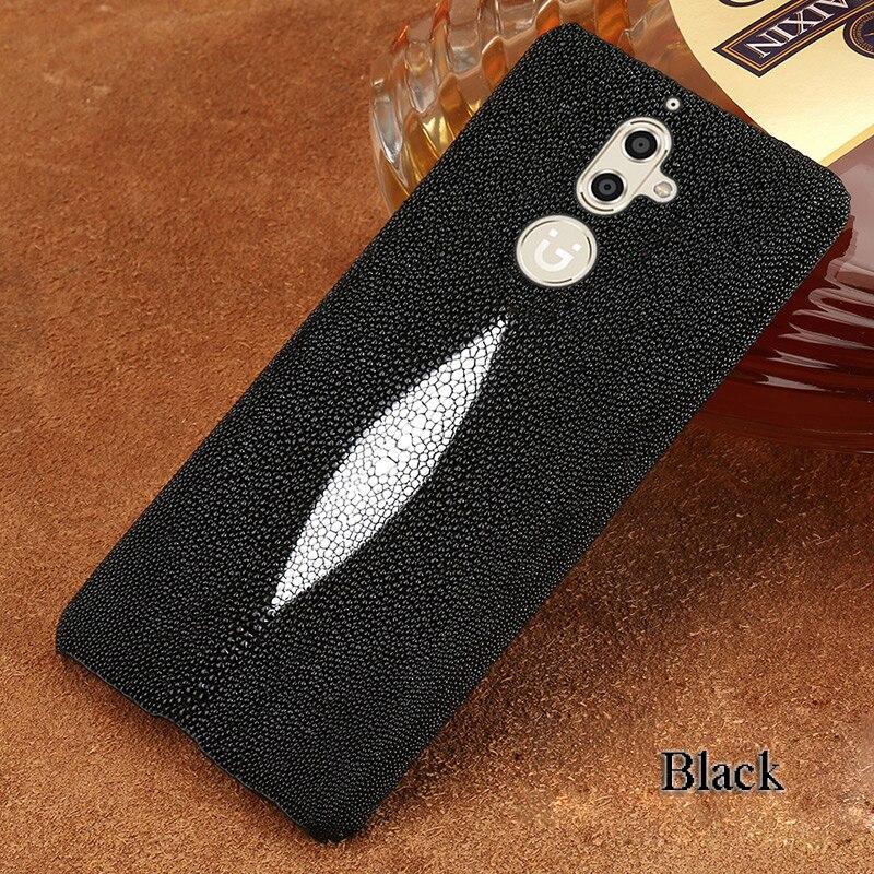 Wangcangli marque étui de téléphone portable perle poisson demi-paquet de étui de téléphone portable pour Gionee S9 coque de téléphone traitement personnalisé