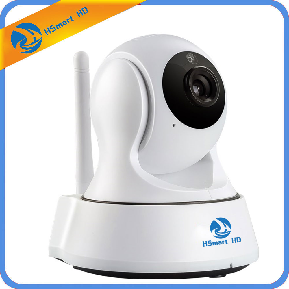 Wi-Fi IP Camera Home Wireless Mini Network Security Camera Wifi 720P IR Surveillance CCTV XMeye IPC Audio SD Record Baby Monitor